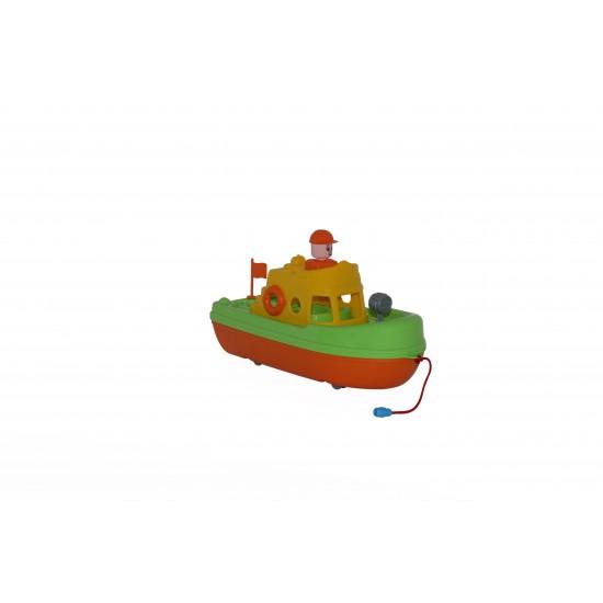 Barca de salvare 30 cm - Polesie Wader