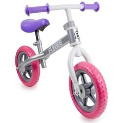 Bicicleta roz fara pedale Funbee - D`Arpeje