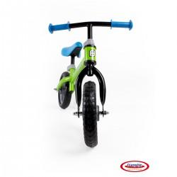 Bicicleta verde fara pedale Funbee - D`Arpeje