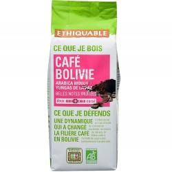 Cafea macinata Ethiquable Bolivie Bio - 250 gr