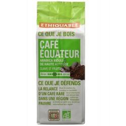 Cafea macinata Ethiquable Equateur Bio - 250 gr