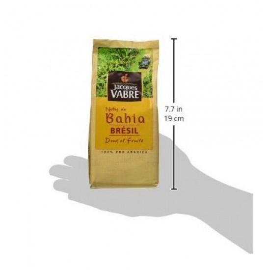 Cafea macinata Jacques Vabre Bahia Bresil - 250 gr
