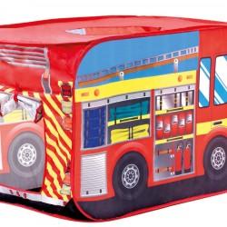 Cort de joaca - Masina de pompieri - Bino