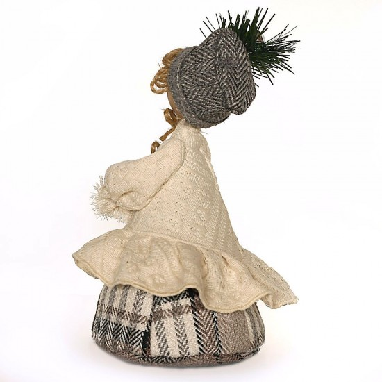 Decoratiune handmade cu lavanda - corista