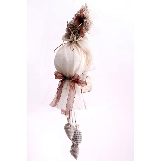 Decoratiune handmade cu lavanda - zanuta sfioasa