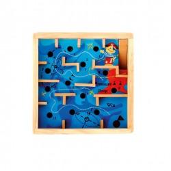 Joc - Labirint - Bino