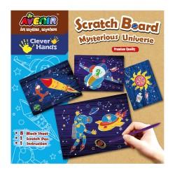 Joc creativ de razuit - Universul misterios - Avenir