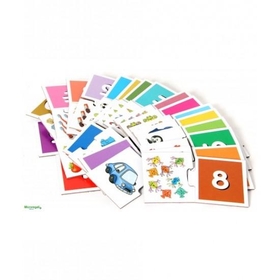 Joc educativ - Numerele de la 1 la 20 - Bino