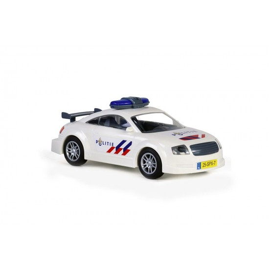 Masina de politie mare 26 cm - Polesie Wader