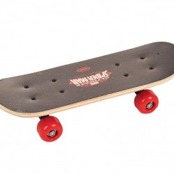 Mini - skateboard din lemn Spiderman - D`Arpeje