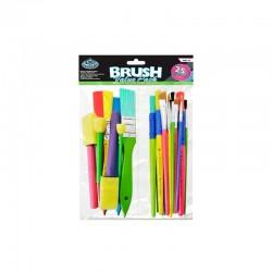 Set 25 pensule - Art & Craft