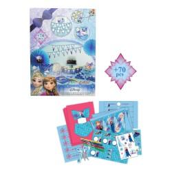 Set accesorii petrecere aniversare 70 piese Disney Frozen - D`Arpeje