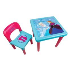 Set masa si scaun Disney Frozen - D'Arpeje