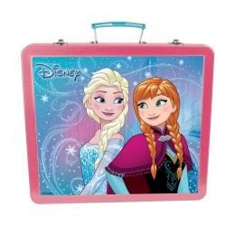Setul meu creativ in cutie metalica Disney Frozen - D'Arpeje