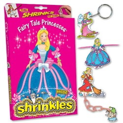 Shrinkles - Realizeaza-ti propriile accesorii - Printese
