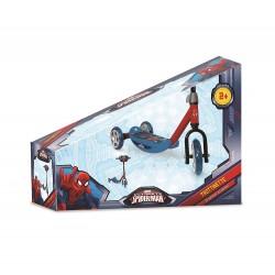 Trotineta cu 3 roti Spiderman - D`Arpeje