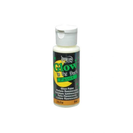 Vopsea fosforescenta - Americana 59 ml