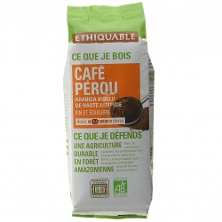 Cafea macinata Ethiquable Peru Bio - 250 gr