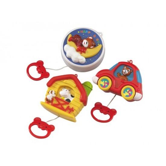 Jucarie muzicala pentru bebelusi - diverse modele