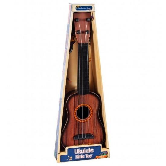 Chitara Ukulele pentru copii, marime 45 cm - MalPlay
