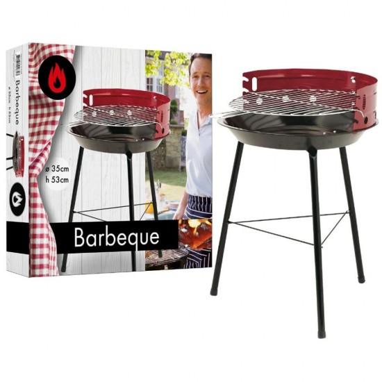 Gratar carbuni 3 picioare, diametru 35 cm - Barbecue
