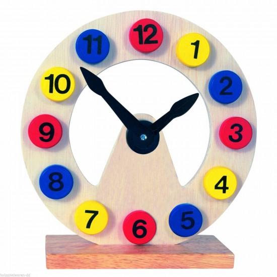 Ceas din lemn - Bino