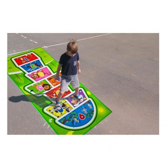 Covoras de joaca pentru interior sau exterior 200 x 90 cm - Sotron
