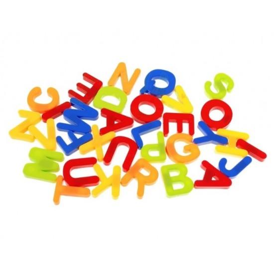 Tabla de scris, magnetica si cu creta 4 in 1 - MalPlay