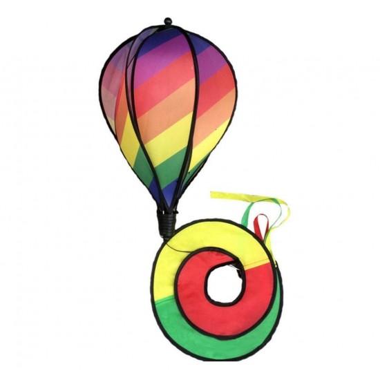 Balon cu aer cald Wind Spinner, 28 x 125 cm - Rhombus