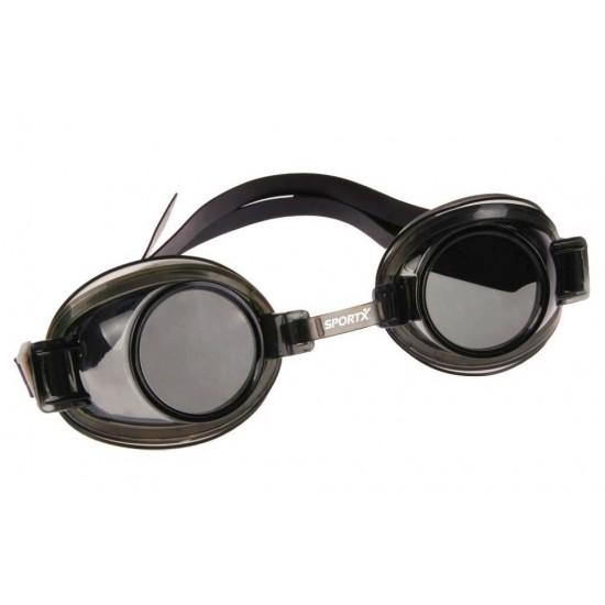 Ochelari inot copii Junior Comfort**, Unisex - SportX