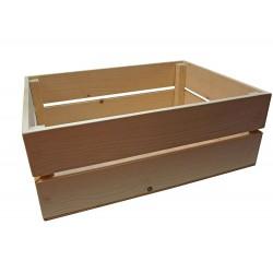 Cos cadou BIO FRANCE in cutie lemn - 3