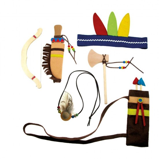 Kit indian din lemn - Bino