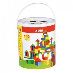 Set constructii 100 piese - Bino