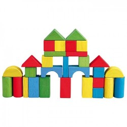 Set constructii 30 piese - Bino